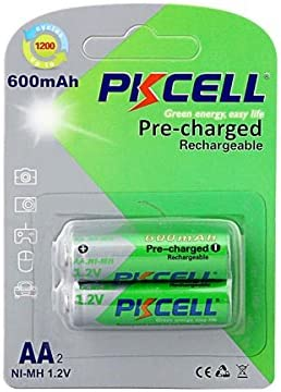 AAA Ni-MH Super popular specialty store Low Self Rechargeable 5% OFF Batteries Pre-Cha Discharge