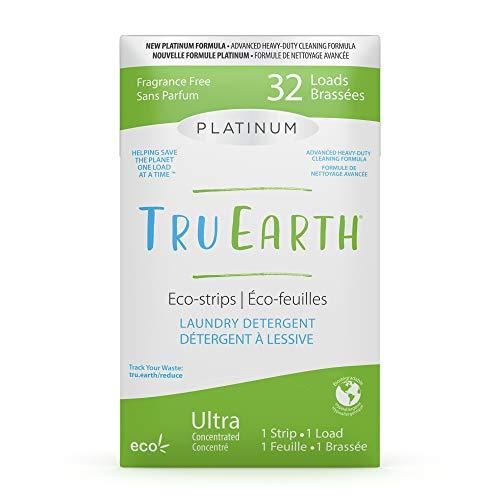 Tru Earth Platinum Hypoallergenic, Eco-friendly &...