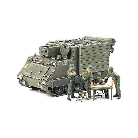 タミヤ 1/35 ミリタリーミニチュアシリーズ No.71 アメリカ陸軍 M577 コマンドポスト プラモデル 35071
