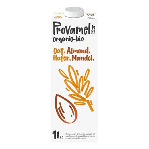 Provamel - Bio Hafer-Mandeldrink - 1 l - 8er Pack