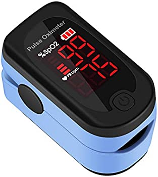 Atmoko SpO2 Blood Oxygen Saturation Heart Rate Monitor