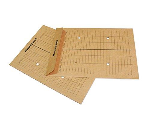 Hausposttaschen B4 229x324 mm, mit Tabellendruck (22640) (50)