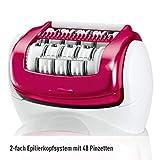 Panasonic ES-ED92 6-in-1 Epilierer (Wet & Dry, 6 Aufsätze zur Haarentfernung) - 7