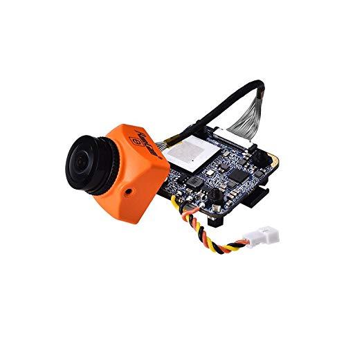 RunCam Split 3 Micro FPV - Cámara de Fotos, Color Naranja