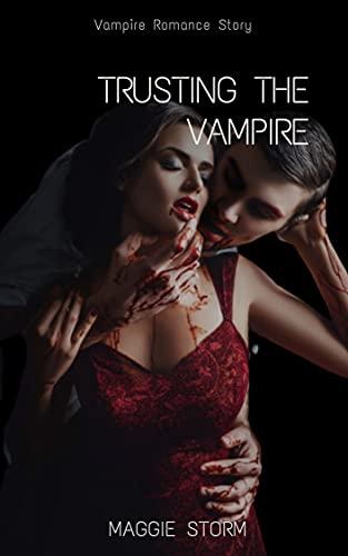 Couverture du livre Trusting the Vampire: Vampire Romance Story (English Edition)