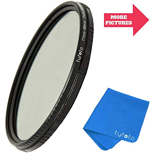 Tyfoto Variable ND Filters (46mm)