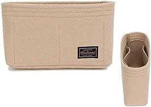 Felt Insert Bag Organizer Bag For Tote Handbag Pocket Organizer,Multi-Pocket Handbag Shaper (7.87