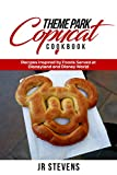 Disney Foods Cookbooks Review and Comparison