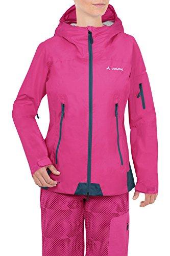 VAUDE Damen Jacke Women's Crestone Jacket, Grenadine, 36, 04442