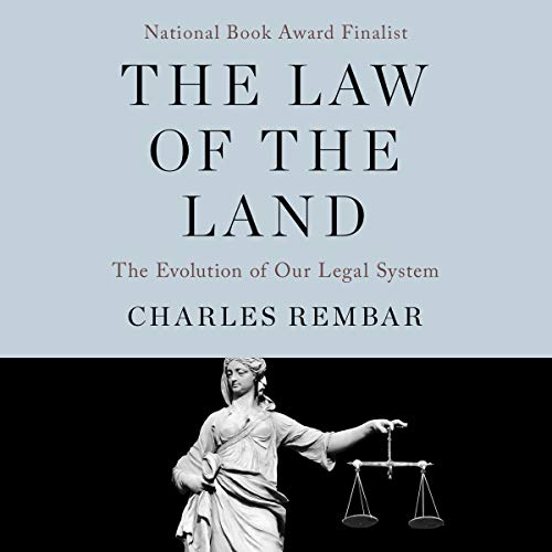 The Law of the Land cover art