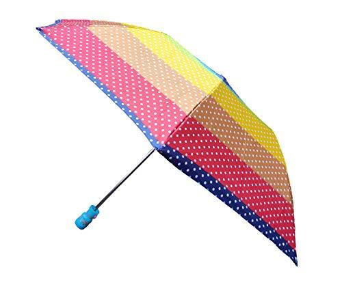Biva Regular Multicolour Umbrella