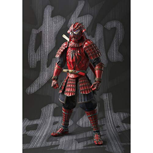 Samurai Spider Hero Man