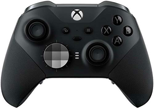 Controller Compatible with Elite Series 2 Controller - Black [Xbox_one]… - in Stock