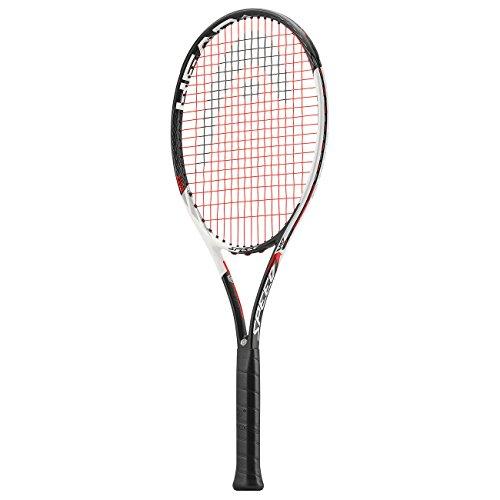 Head Graphene Touch Speed MP Raquetas de Tenis, Hombre, Blanco/Rojo, U20