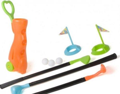 Unbekannt CEBEGO® Kids Golf Set,Kindergolfset, Kids Golf Clubs,Übungsschläger Indoor Golf Geburtstagsgeschenk Golfgeschenk