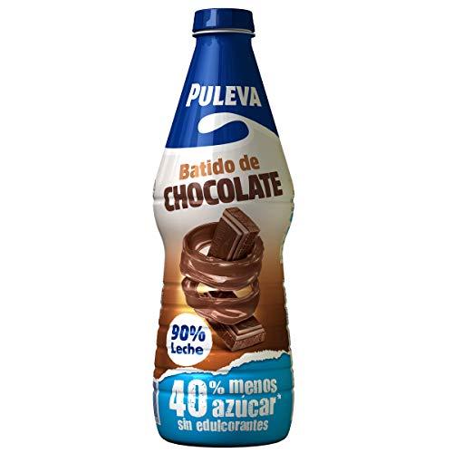 PULEVA batido de cacao botella 1 lt