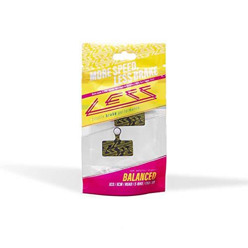 LESS Balanced Pastillas Freno Shimano XTR-XTR-SLX Ref.652
