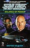 Balance of Power (Star Trek The Next Generation, No 33)