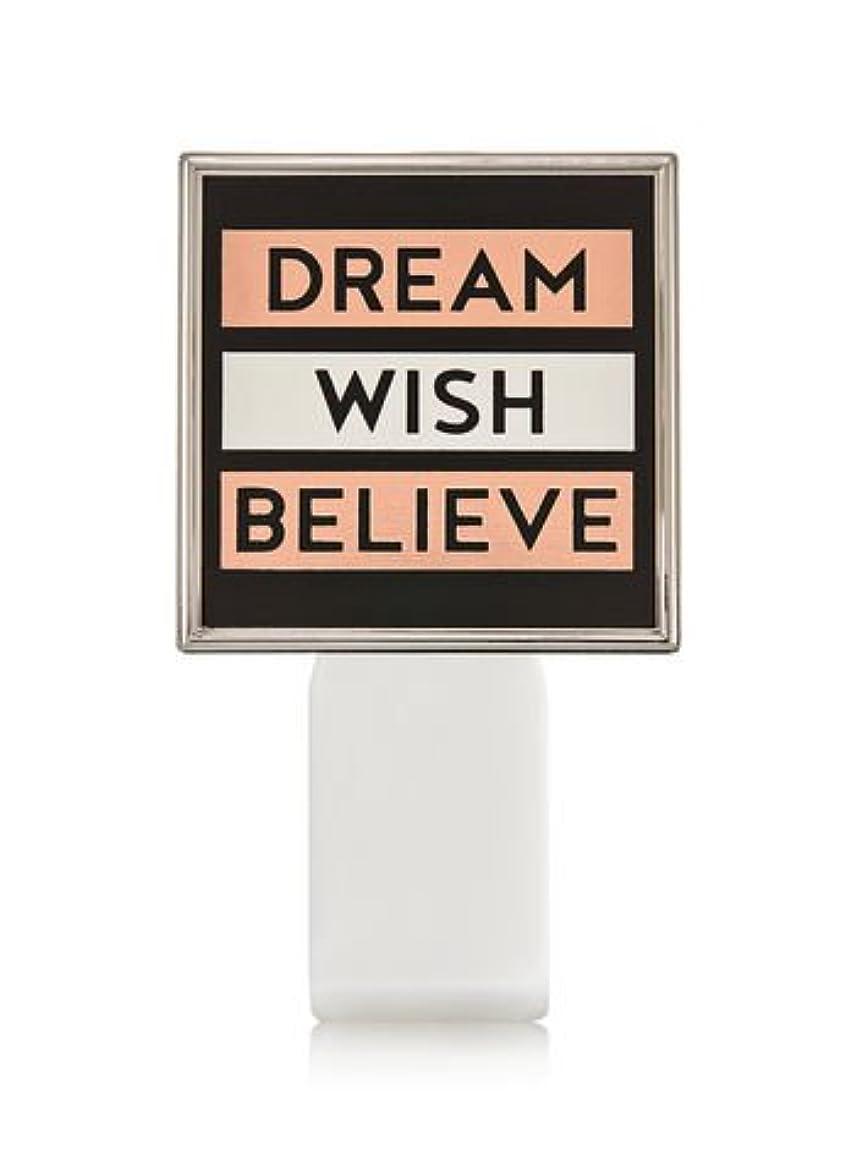似ている非武装化消去【Bath&Body Works/バス&ボディワークス】 ルームフレグランス プラグインスターター (本体のみ) ドリーム ウィッシュ ビリーブ Wallflowers Fragrance Plug Dream Wish Believe [並行輸入品]