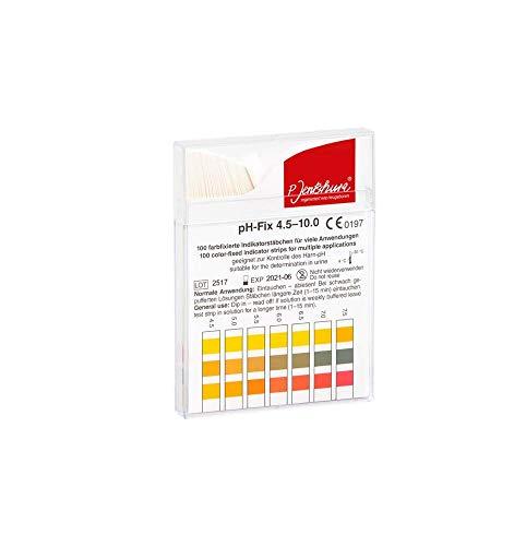 Jentschura: ph - Teststreifen (100 stk)