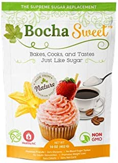 BochaSweet (16 oz): The Supreme Sugar Replacement