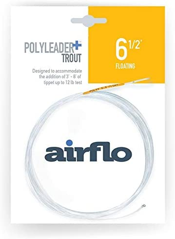 Airflo Max 53% OFF Fly Lines Trout El Paso Mall Polyleader Plus
