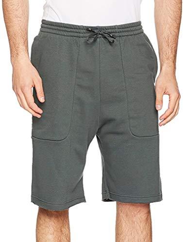 adidas HVY TRRY Short - Kurze Hosen für Herren, Farbe Weiß, Größe XS