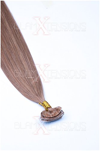 100% Remy Hair Extensions Tape In on Extensions capillaires 2,5 g tresse 60 cm