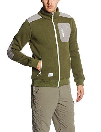 2117 of Sweden Veste nödinge Veste pour Homme XL Vert - Kongo Green