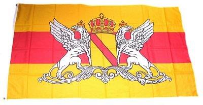 Fahne Flagge Großherzogtum Baden NEU 60 x 90 cm Flaggen