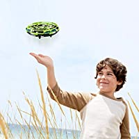 Epoch Air UFO Mini Drone, Giochi Bambini Telecomando Elicottero RC Droni Aerei Volanti Gadget Compleanno Regali per Ragazzi Ragazze Ragazzo 8 9 10 11 12 Anni Giocattoli da Giardino Interni All'aperto #5