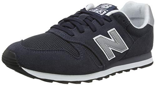 New Balance Herren 373 Core Sneaker Low-top, Blau (Navy), 46.5 EU