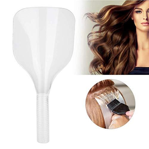 WANGXN 2 PCS Bouclier De Coiffure, Cheveux Beauté Visage Protecteur De Coiffure Couleur Hairspray Bouclier Visage Yeux Protecteur pour Hairspray, Coiffure, Barbier