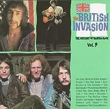 The British Invasion: The History of British Rock: Vol. 9