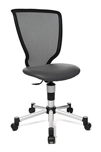 Topstar 71487 S01 Bureaustoel voor kinderen 40 x 44 x 98 cm antraciet