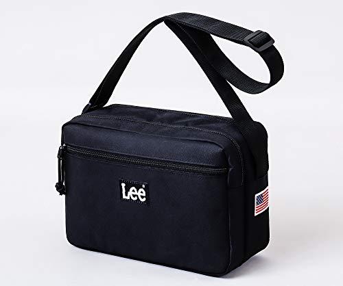 『Lee SHOULDER BAG BOOK BLACK (ブランドブック)』の1枚目の画像