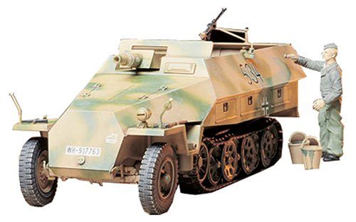 Tamiya 35147 - SD.Kfz.251 / 9 Kanonenwagen