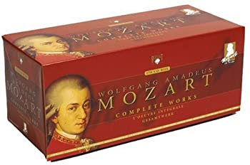 Mozart Edition  Complete Works  170 CD Box Set