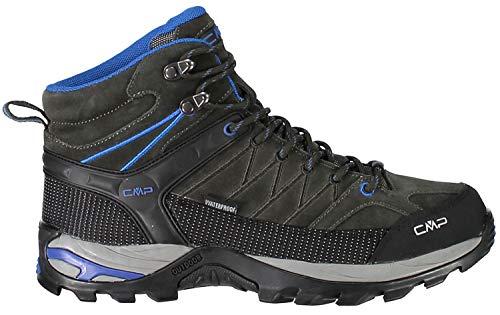 CMP Campagnolo Damen Stiefel Freizeitschuh Wanderschuh Moderne Stiefel Sommerschuh 3Q12947 Blau 42 EU