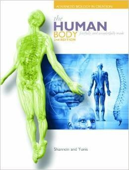 The Human Body, Advanced Biology in Creation: Apologia Homeschool Set-Textbook, Tests, Solutions, Answer Key to Study Guide (2014-12-24)