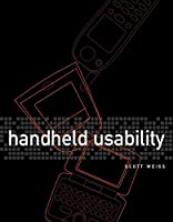Handheld Usability 0470844469 Book Cover