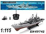 31' RC HT-2879 Destroyer War Ship
