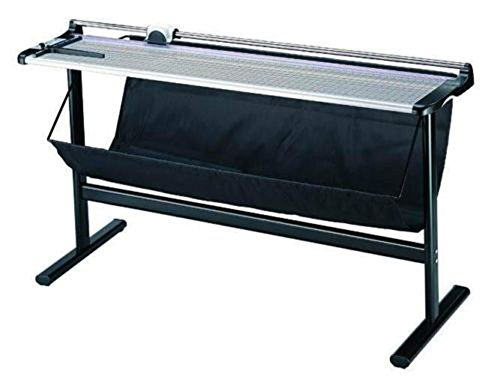 ERC KW-triO 59 inch Wide Format Rotary Paper Trimmer with Stand and Waste...