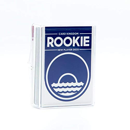 Magic The Gathering Blue Rookie Deck. 60 Card MTG Preconstructed Beginner Deck.