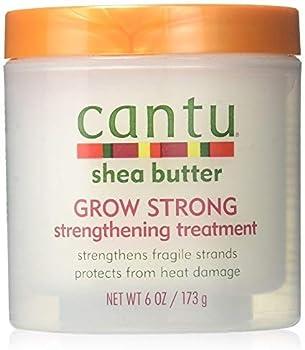 Cantu Grow Strong Strengthening Treatment, 6 Ounce