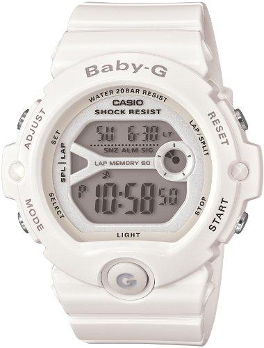 [カシオ] 腕時計 ベビージー FOR SPORTS ラップ/スプリット 計測対応 BG-6903-7BJF ホワイト
