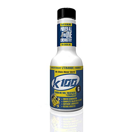 K-100 K100-G Additive, Gas Treat/Stabil, 8 oz.