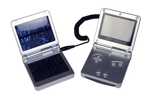 Gameboy Advance SP - Solar Charger (Logic3)