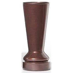 Replacement Cemetery Flower Vase Mahogany Theft Deterrent ForeverSafe Marker Vase By Granger Plastics