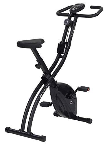 ALINCO(アルインコ) フィットネスバイク クロスバイク AFB4417B 折りたたみ機能付き AFB4417B